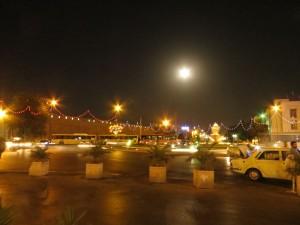 Abendstimmung Shiraz