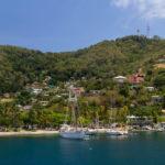 St. Vincent and the Grenadines – genau genommen Bequia